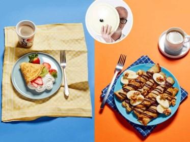 Waarom de eerste altijd mislukt en hoe je je pannenkoeken kan pimpen tot een volwaardig dessert