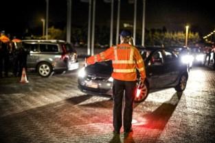 Steeds meer overtreders avondklok tijdens Wodca-controles