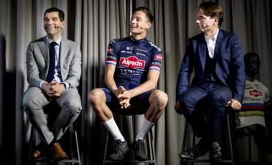 """Ploegleider Mathieu van der Poel was niet blij met vroege aanval: """"Zo hypothekeer je je eigen kansen"""""""