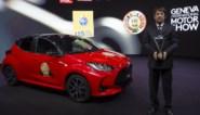 Toyota Yaris verkozen tot Europese auto van het jaar