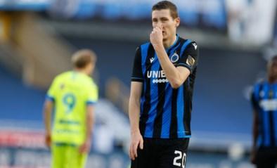 Club Brugge rekent op Hans Vanaken voor Standard, Bas Dost is out voor bekermatch