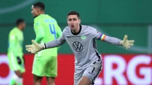 Koen Casteels houdt zijn netten schoon voor Wolfsburg, dat zelf niet kan scoren tegen Mönchengladbach