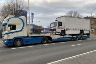 Voor meer dan 100.000 euro aan boetes geïnd bij controle op zwaar vervoer