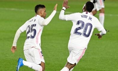Duur puntenverlies voor Real Madrid ondanks late gelijkmaker thuis tegen Real Sociedad