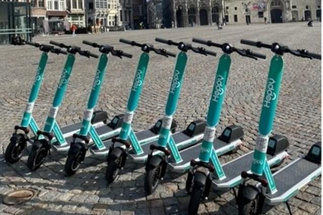 Vanaf 1 maart weer 100 deelsteps in Mechelse straten