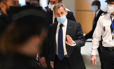 Franse ex-president Nicolas Sarkozy moet jaar cel in voor corruptie en machtsmisbruik