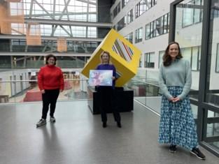 Ladies Circle Maldegem schenkt 4.000 euro aan AZ Alma voor dementiekoffer