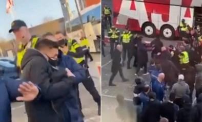 """Woeste PSV-fans bekogelen Ajax-kapitein Dusan Tadic na opstootje: """"Moet ik dan zeggen: dankjewel ik ben een <I>pussy</I>?"""""""