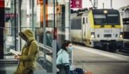 Werken op het spoor tussen Brugge en Gent afgerond