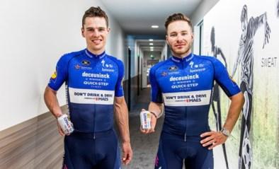 Deceuninck - Quick Step met speciale truitjes naar Le Samyn als start van campagne tegen drinken achter het stuur