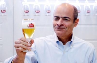 """Het vat lijkt af voor AB InBev-topman Carlos Brito: als er niets meer over te nemen valt, heb je weinig aan een """"oorlogsgeneraal"""""""