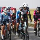 Teniel Campbell was zaterdag in de Omloop Het Nieuwsblad een pionier: de eerste zwarte wielrenster op het hoogste niveau.