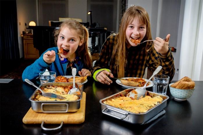 """Deze kinderen zweren bewust vlees af: """"Ik heb al kei veel dieren gered"""""""