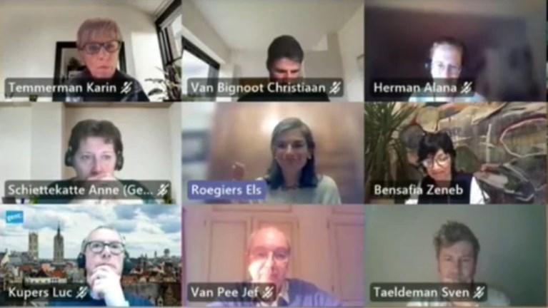 Psychologe valt tijdelijk in voor N-VA in Gentse gemeenteraad