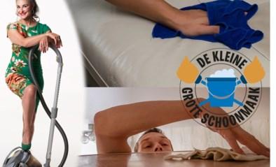 Vier weken lang elke dag in de app van Het Nieuwsblad: schoonmaaktips van huishoudexperte Zamarra Kok