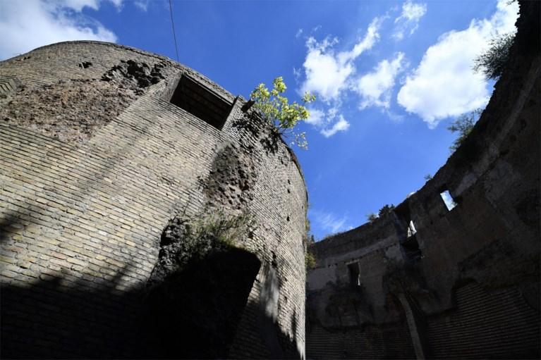 Mausoleum van keizer Augustus in Rome na jaren opnieuw open