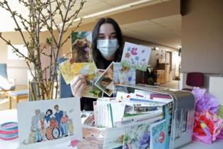 Na oproep Femke: meer dan 200 kaartjes voor senioren Ekers WZC