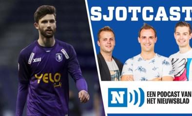"""SJOTCAST. Jan Van den Bergh: """"Middenvingers krijgen wanneer we met de spelersbus door Deurne rijden: ik kan dat wel appreciëren"""""""