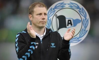 Frank Kramer is de nieuwe coach van Michel Vlap bij Arminia Bielefeld