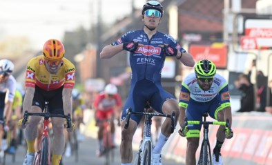 """Merlier wint GP Le Samyn: """"Blij dat ik het heb kunnen afmaken voor de ploeg"""""""