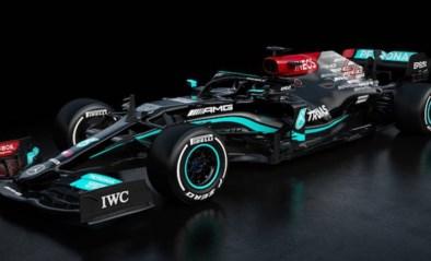 Deze Mercedes F1-bolide moet Lewis Hamilton een achtste wereldtitel bezorgen: de W12