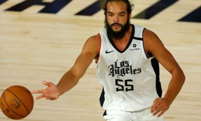 Joakim Noah hangt na dertien seizoenen NBA zijn basketschoenen aan de haak