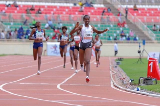 Bahreinse atlete Nelly Jepkosgei krijgt drie jaar schorsing wegens dopingfraude