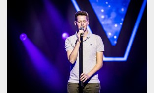 """Sander (22) in Blind Auditions van The Voice: """"Zou het fijn vinden om in een echte band te zingen"""""""
