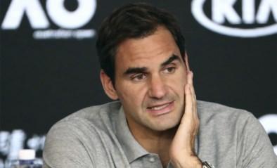 Toch meer rust voor gravelseizoen: Roger Federer verdedigt zijn titel niet in Miami