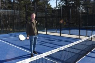 Tennisclubs investeren volop in 19 extra padelterreinen