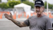 Kapsel Sean Penn op Golden Globes is mikpunt van spot