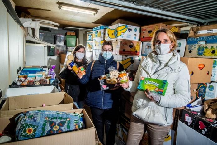 """Armoedevereniging vreest voor voortbestaan na controle: """"Er zullen nu heel wat gezinnen honger lijden"""""""