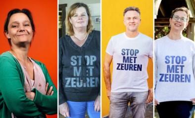 """Deze getroffen Vlaamse ondernemers steunen de oproep van Erika Vlieghe: """"Al dat klagen, wat helpt dat nu?"""""""