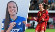 Gouden Schoen Tine De Caigny verlaat Anderlecht: Red Flame trekt naar sterke Duitse competitie