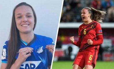 Gouden Schoen Tine De Caigny verlaat Anderlecht: Red Flame trekt naar Duitse topclub