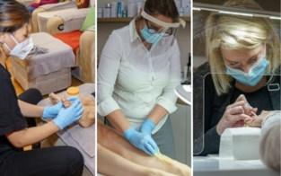 """""""Het voelt als een eerste schooldag"""": massages, gezichtsbehandelingen en gelnagels mogen weer"""