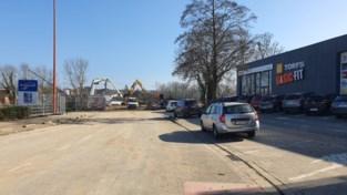 René Deboeckstraat wordt aangepast om aan te sluiten op nieuwe Zennebrug