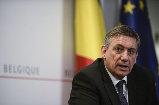 """Vlaams minister-president Jan Jambon: """"Goede hoop dat dit maar tijdelijke opstoot van twee of drie dagen was"""""""