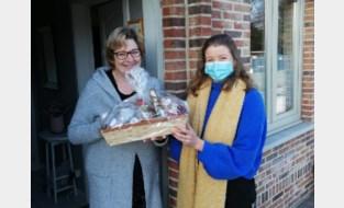 Seniorie De Maretak bedankt vrijwilligers met ontbijt aan huis