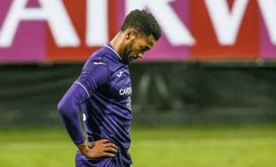 Anderlecht-verdediger Hannes Delcroix hoogst onzeker voor bekerduel tegen Cercle Brugge