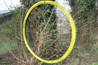 Met 'Vind de fietsband' wordt elke wandeling een uitdaging