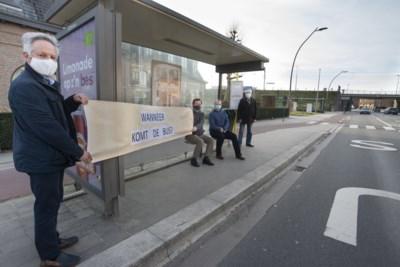 CD&V Sint-Pieters protesteert tegen nieuw vervoersplan