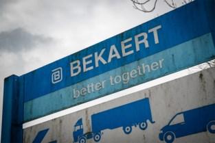 Elektriciteitskast begint hevig te roken bij Bekaert
