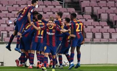 Sensatie in Copa del Rey: Sevilla mist cruciale strafschop, Barcelona naar finale na late gelijkmaker en verlengingen