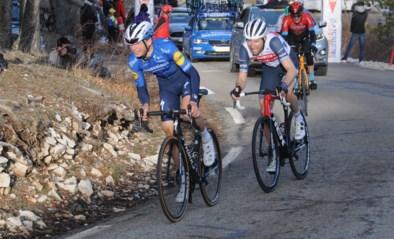 """Mauri Vansevenant (3de) imponeert opnieuw, nu in Trofeo Laigueglia: """"Of Bernal me ondertussen kent? Dat denk ik niet"""""""