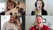 Meisje verstoort online vergadering van haar vader en trakteert collega's op grappige roddel
