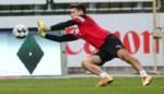 """Jonathan De Bie, de nieuwe RWDM-keeper met Brusselse roots: """"Op maand tijd al veel bijgeleerd"""""""