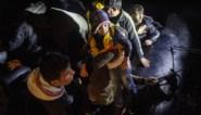 Turkse politie ontdekt 114 migranten na ongeluk met vrachtwagen