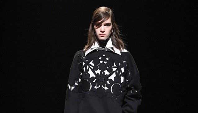 Vlaamse modellen maken debuut op catwalk van Valentino