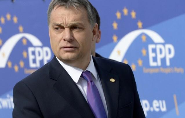 Hongaarse regeringspartij Fidesz van Victor Orbán stapt uit Europese fractie